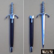 Colichemarde Sword Matching Dagger - Late 1600's